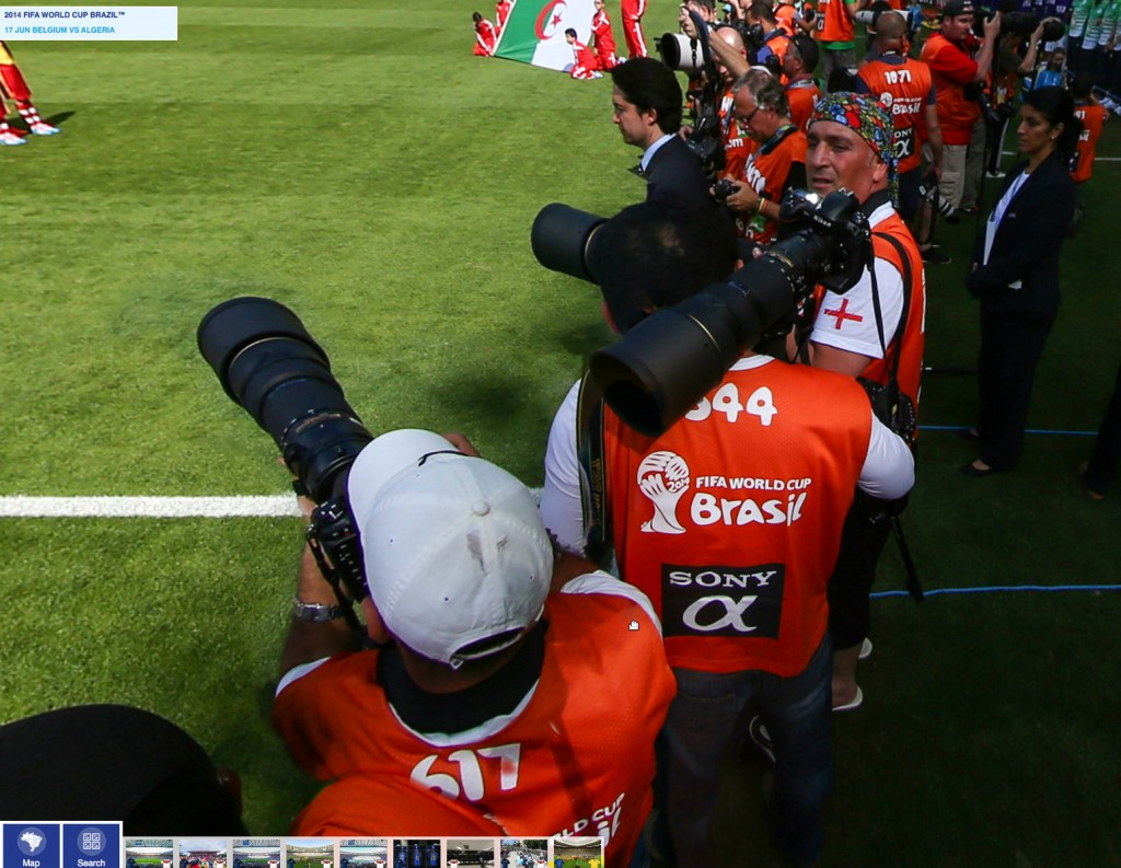 Belgium vs Algeria - Nikon D4